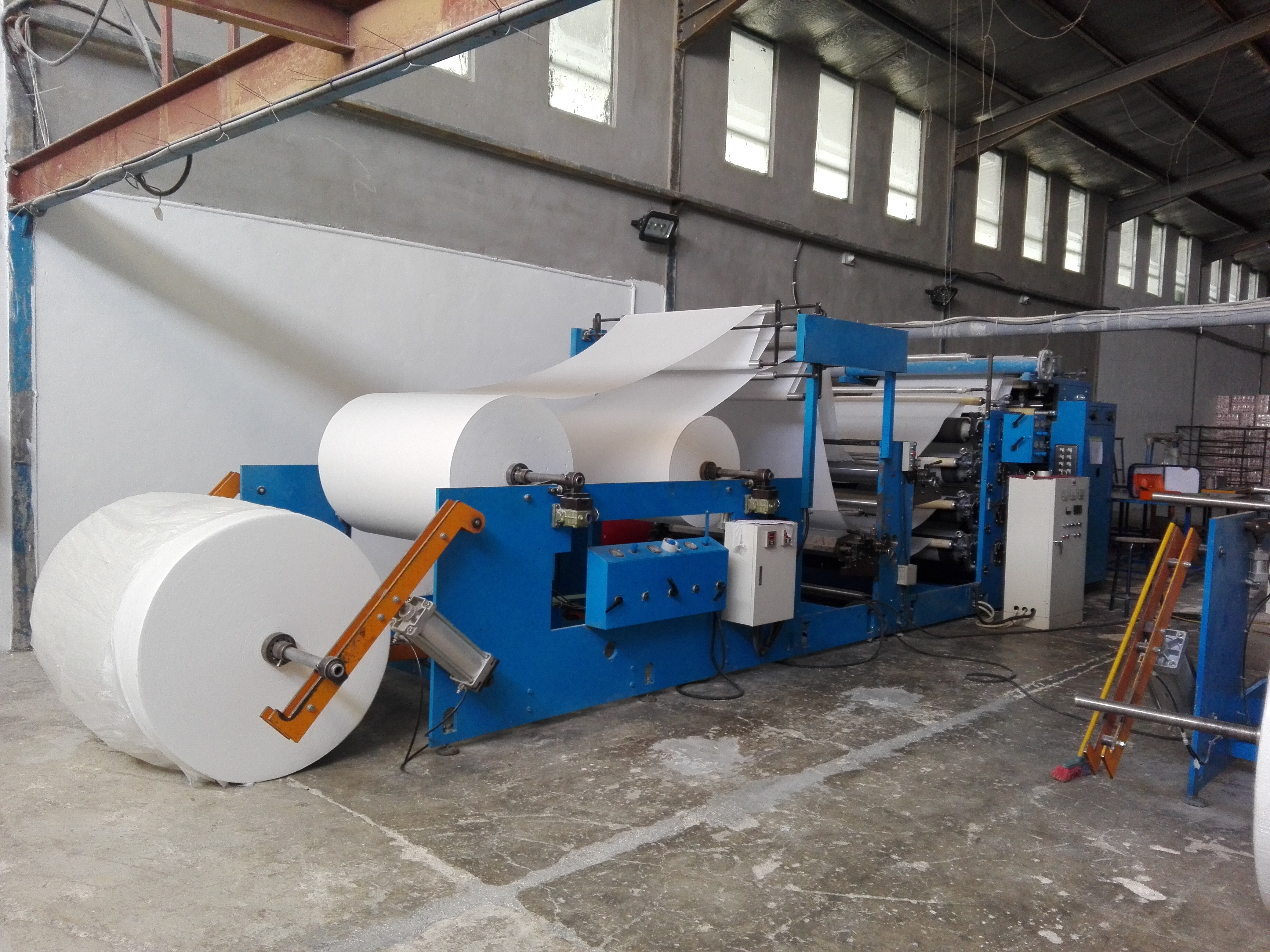 Tissue_Paper_Production_Machine